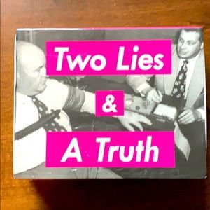 New Two Lies & A Truth Game